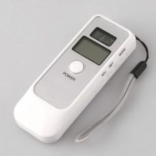 Alkotesteris su skaitmeniniu ekranu ir laikrodžiu, termometru, žadintuvu, taimeriu
