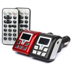 Laisvų rankų įranga ir FM moduliatorius