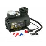 Mini oro kompresorius padangų, kamuolių pūtimui, 12 V, 250 PSI